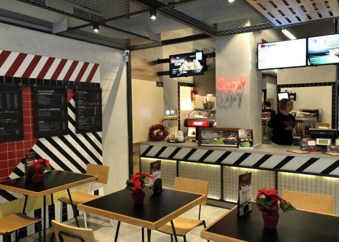 Goody's Burger House Peristeri